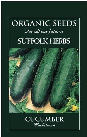 Organic Cucumber Seeds – Marketmore