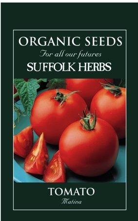 Organic Tomato Seeds – Matina