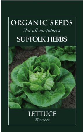 Organic Lettuce Seeds – Maureen