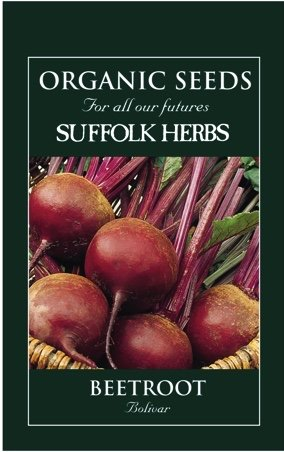 Organic Beetroot Seeds – Bolivar