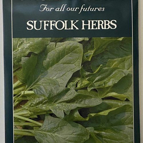 Organic Spinach Seeds – Giant Winter