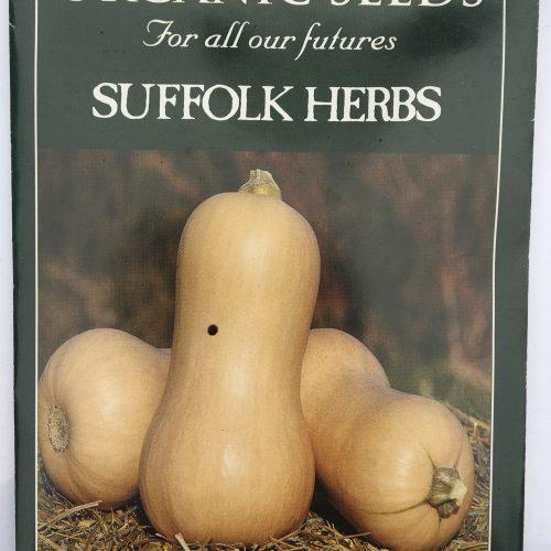 Organic Gourd Seeds – Waltham Butternut