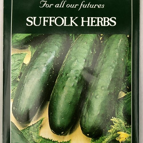Organic Cucumber Seeds – Marketmore