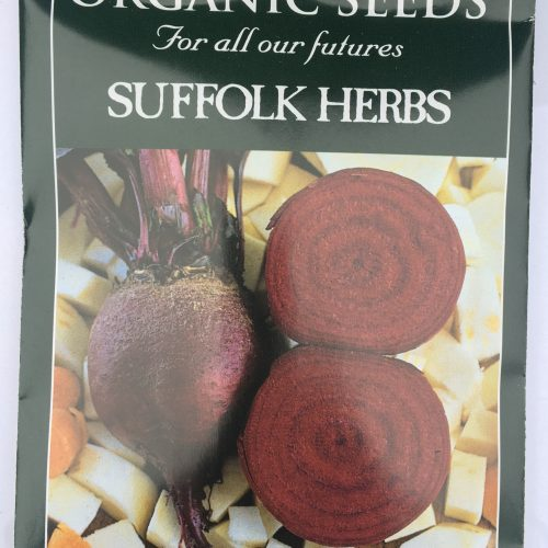 Organic Beetroot Seeds – Detroit Globe