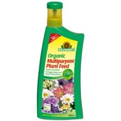 Neudorff Organic Multi Purpose Plant Feed 1L Concentrate