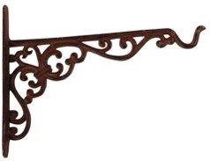 Large Decorative Hanging Basket Hook