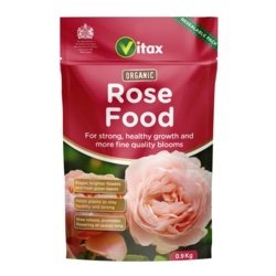 Vitax Organic Rose Food Pouch 0.9kg