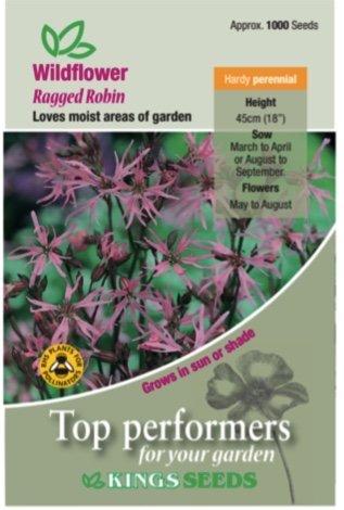 Wildflower – Ragged Robin – Seeds