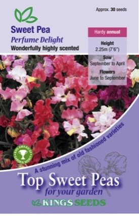 Sweet Pea – Perfume Delight