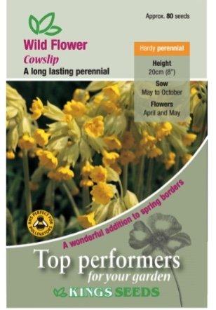 Wildflower – Cowslip Seeds