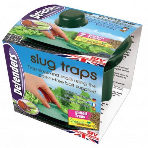Slug trap