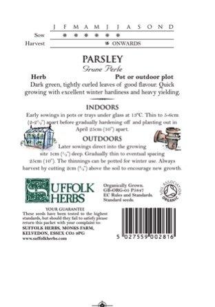Parsley Grune Perle